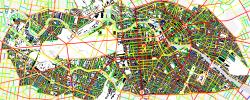 Spatial transformation - Berlin