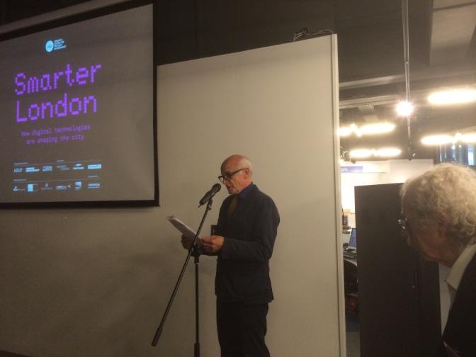 Bill Hillier's Smart London