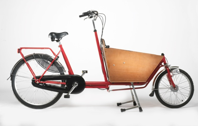 Cargo bikes are an urban game-changer